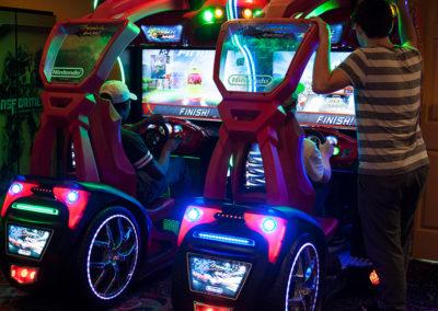 Teens Racing Game